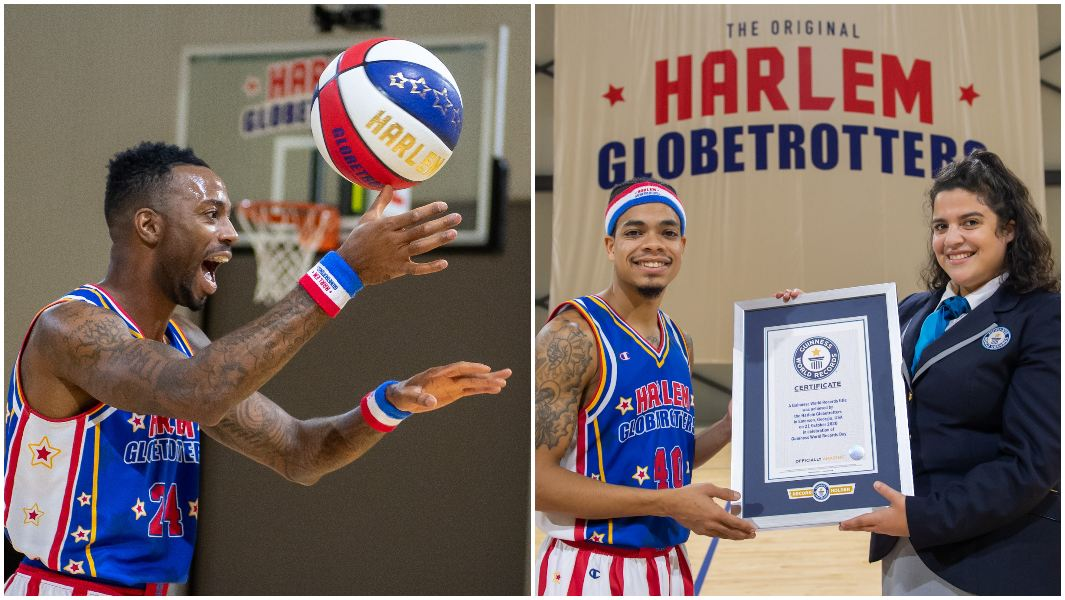 harlem-globe-trotters-break-records-for-GWR-day